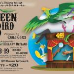 The Green Bird is coming to Chicago this June 3 – June 12