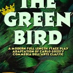 eBooks of The Green Bird are available for pre-order now, acting editions to follow
