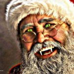Today's entry into the Santa Claus is a Vampire Evidence Files
