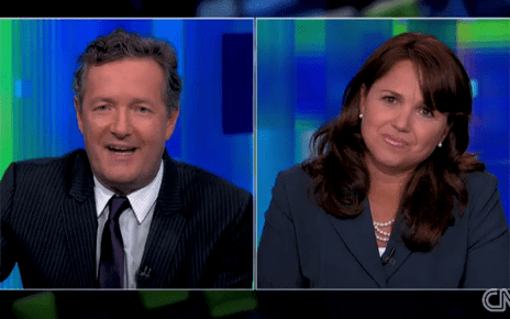 Piers gleefully asking Christine how she feels about masturbation!