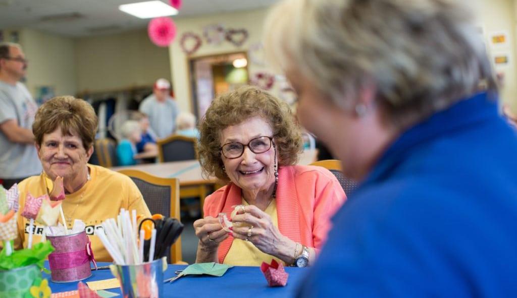 Volunteer - Hillcrest Health Services Omaha Nebraska