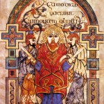 The arrest of Christ in the Book of Kells