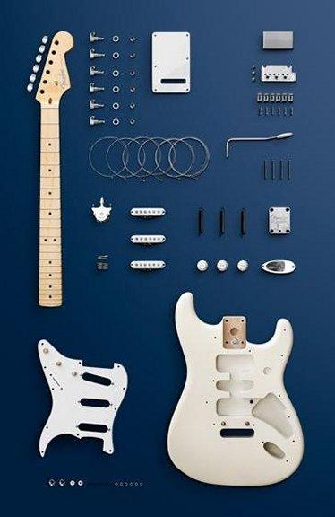 Standard Stratocaster Wiring Scheme Guitar Diagrams Wiring Diagram