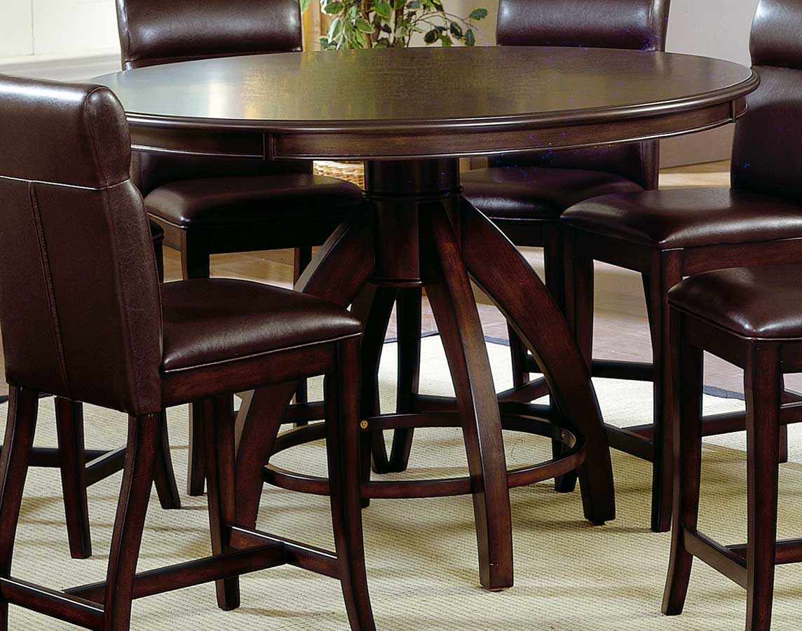 Hillsdale Nottingham Round Counter Height Dining Table HD DTBG p counter height kitchen table Hillsdale Nottingham Round Counter Height Dining Table