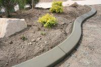Garden Concrete Edging - Garden Ftempo