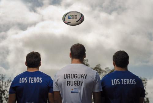 Los Teros al Mundial de Rugby