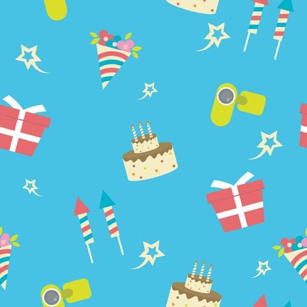 Tillykke kort - Send et gratis fødselsdagskort til en du holder af