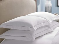 Hotel Embroidered Pillow Shams | Hilton to Home Hotel ...