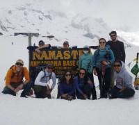 Annapurna Base Camp (Annapurna Sanctuary Trekking)