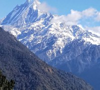 Annapurna Base Camp and Khopra Trekking with Ghorepani Poon hill