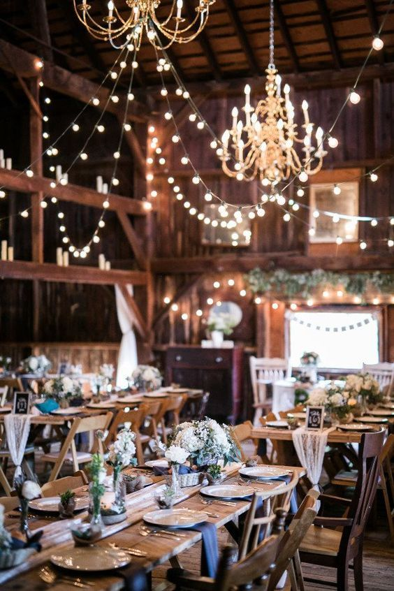 Fall Wallpaper For Your Phone 100 Stunning Rustic Indoor Barn Wedding Reception Ideas