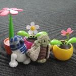 Yoda und Kumpel R2D2