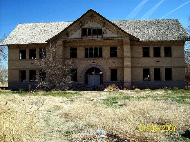 Hinckley in Utah United States of America