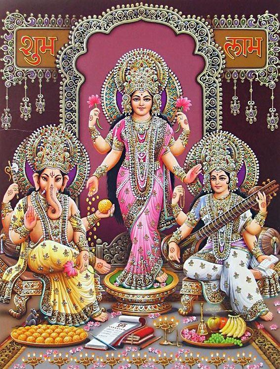 Durga Puja 3d Wallpaper Best Of Laxmi Ganesh Images With Amazing Laxmi Ganesh Hd Photo