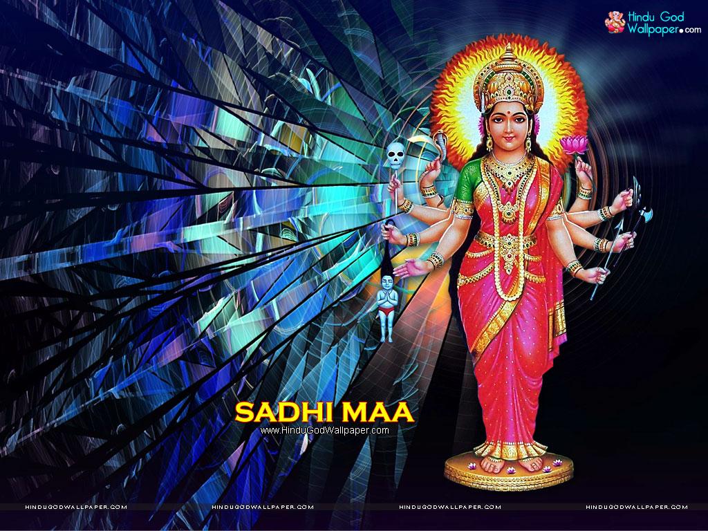 Jai Mata Di 3d Live Wallpaper Maa Khodiyar 3d Wallpaper Enam Wallpaper