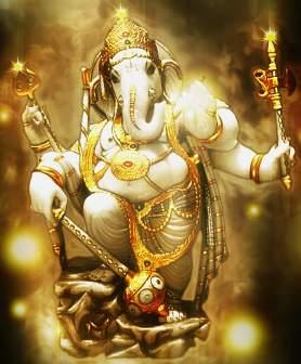 3d Vinayaka Wallpapers Ganesh Chaturthi Origins And Meanings Hindu Human