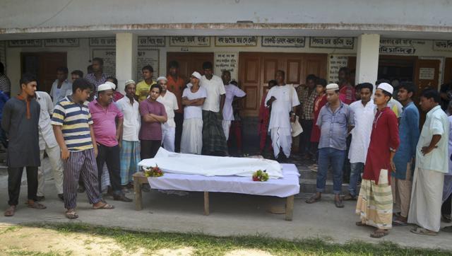 Hindu Ashram worker Murdered