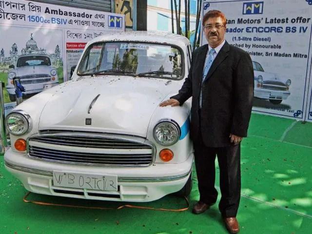 Ambassador Car Wallpaper Hindustan Motors Gears Up For Small Car Launch Next Fiscal