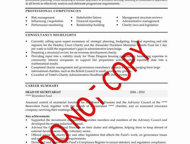 Want the job? Here\u0027s why you should ditch the professionally-written - curriculum vitae cv