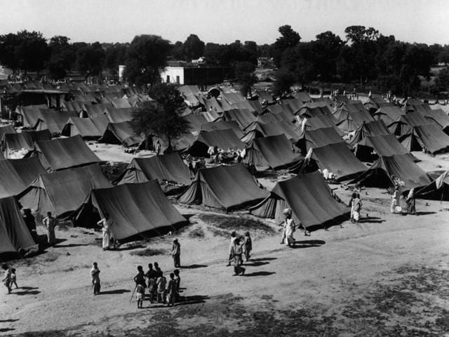 Tales from India\u0027s 1947 Partition refugee camps art and culture