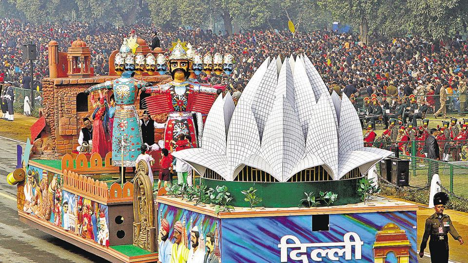 Delhi\u0027s Republic Day tableaux A story of rejection and acceptance