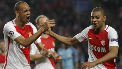 UEFA Champions League: Monaco overturn two-goal deficit to beat Manchester City | football ...