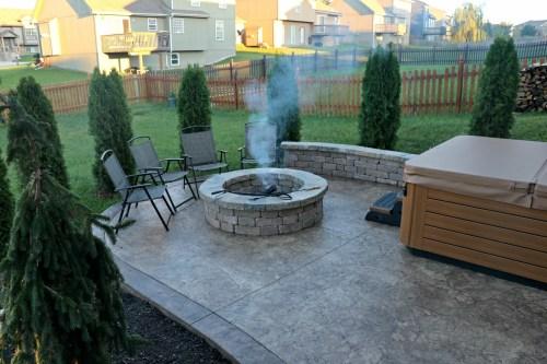 Medium Of Backyard Vs Back Yard