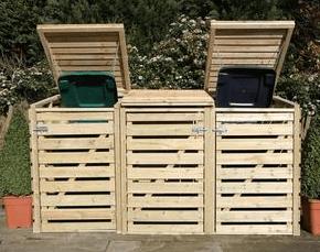 A Guide To Wheelie Bin Storage
