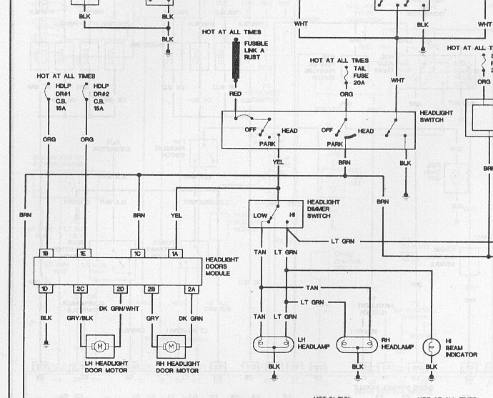 1976 pontiac trans am wiring diagram