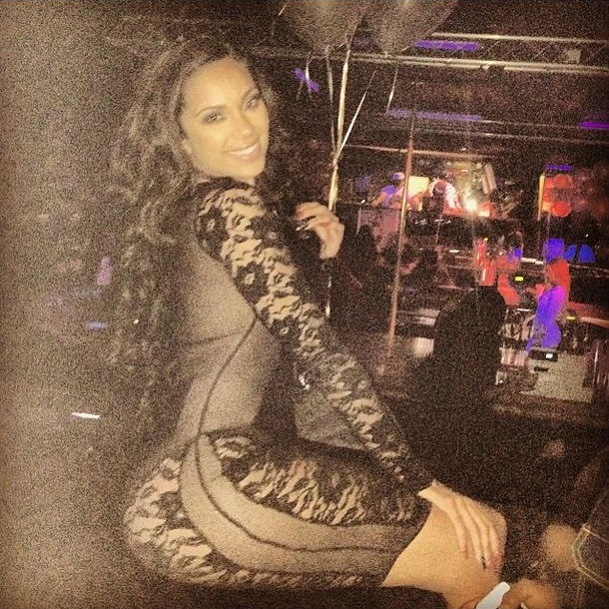 Morning Heat Erica Mena And Cyn Santana Turn Up For Her