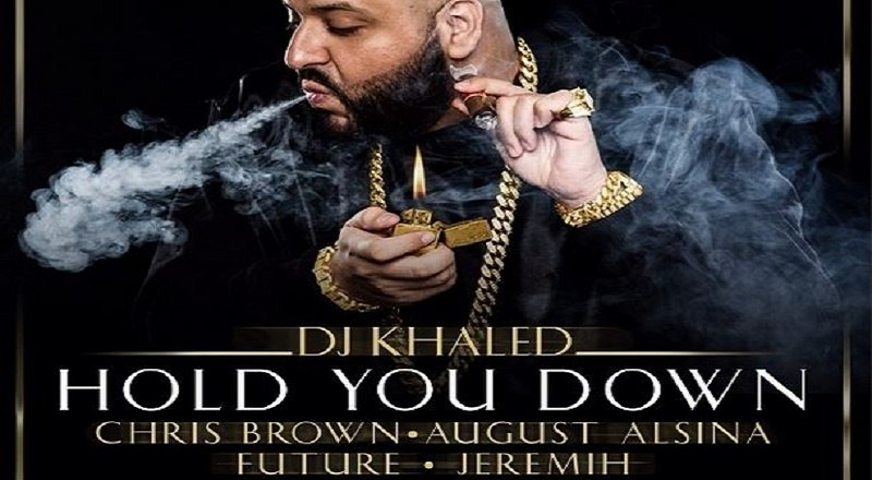 Hold You Down - DJ Khaled Feat. Chris Brown & August ...