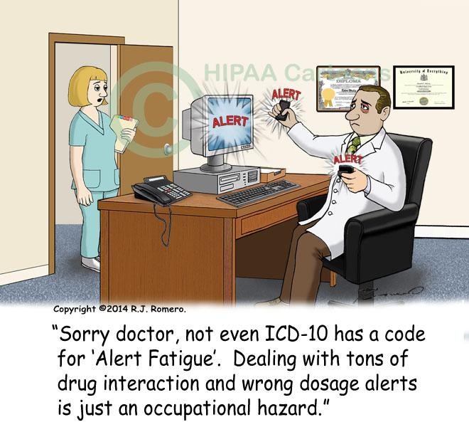 Cartoon-Nurse-says-no-ICD10-code-for-alert-fatigue_ICD-05