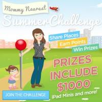 Fun and Prizes with the Mommy Nearest Summer Challenge
