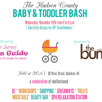 Hudson County Baby & Toddler Bash {Giveaway}