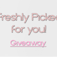 Freshly Picked for You!  (Giveaway)