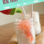 Homemade Real Fruit – Tiger's Blood Snow Cone Syrup