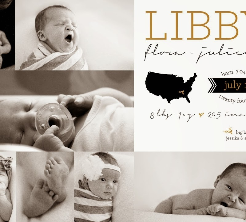 Introducing Libby Flora-Juliette Reed