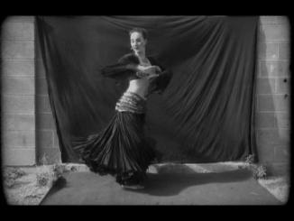 A Dancer from New Mexico – Dedication to Thomas Edison's Turkish Dancer (1898)