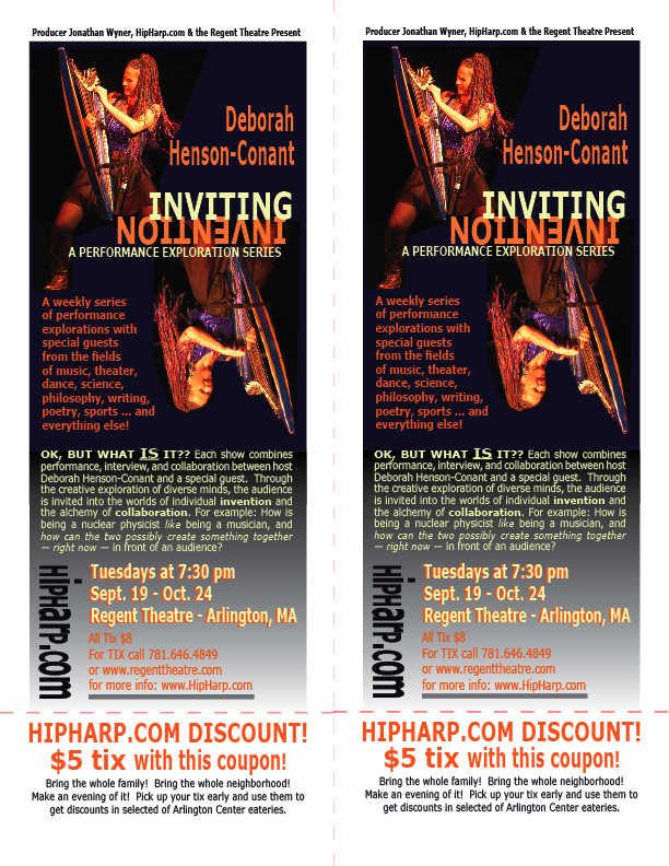 DHC-Posters, Flyers  Coupons