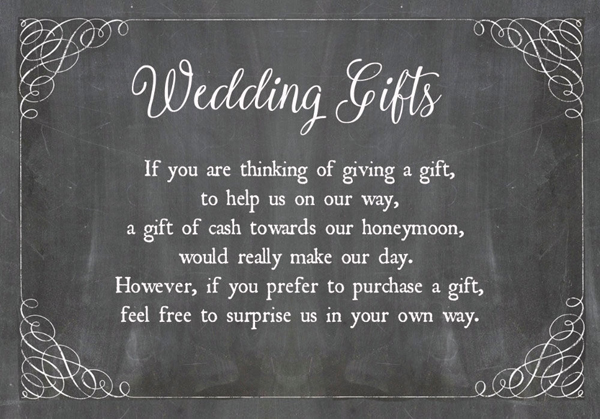 20 Wedding poems asking for money gifts not presents Ref No 10 - wedding planner resume