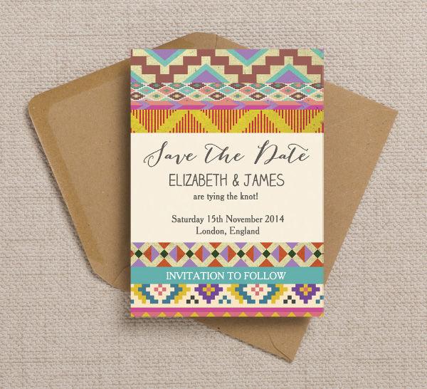 Top 20 Printable Wedding Save The Date Templates - free wedding save the dates