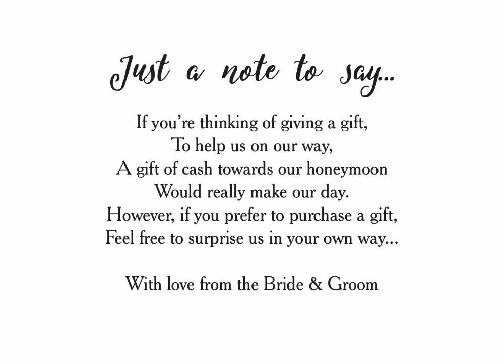 Collection Thank You Card Wedding Wording Pictures Weddings Center – Wedding Money Thank You Card Wording