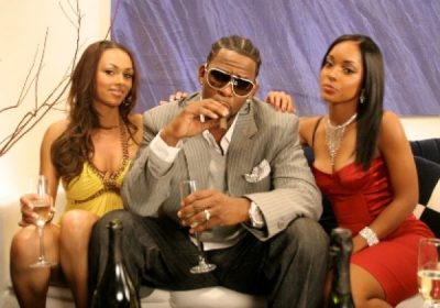 R. Kelly is accused of starting a Sex Cult & holding girls against their will