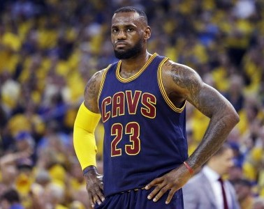 """LeBron James must """"Know Thyself"""", now more than ever."""