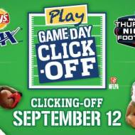 LAYS STAX Game Day Click-Off! Sweepstakes: Win a Coupon for a FREE Package of LAY'S® STAX® Crisps + A Trip to Super Bowl XLVIII!