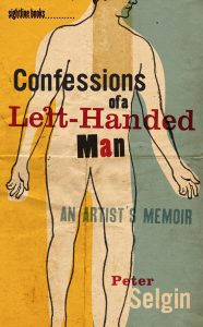 cover of confessions of a left-handed man