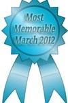 memorable-march-2012 ribbon