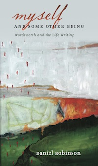cover of Myself and Some Other Being: Wordsworth and the Life Writing  in watercolors