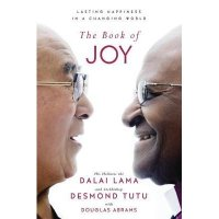 the book of joy dalai lama on cover