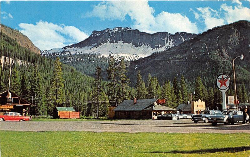 Silver Gate Montana~Texaco Gas Station-Cafe-Grocery-near Yellowstone